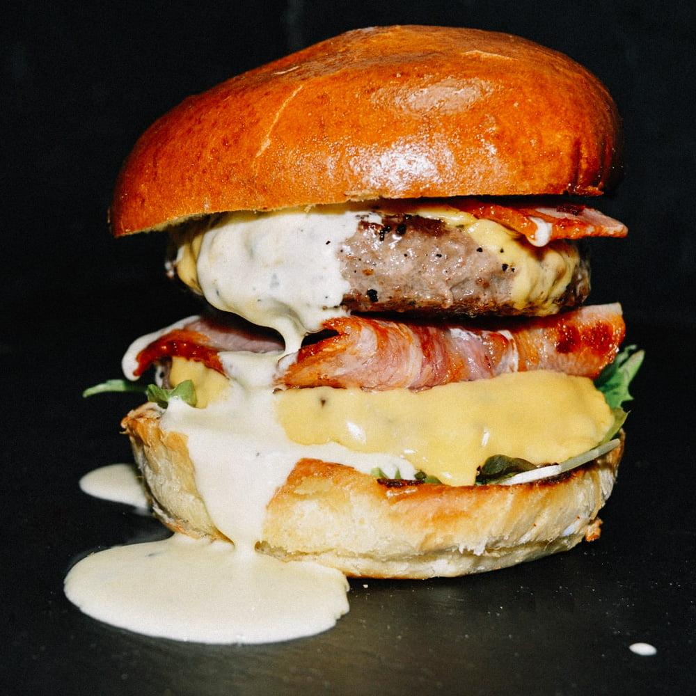 Beef Brisket Burgers 7oz