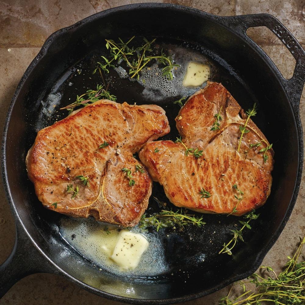 Pork T Bone Steak