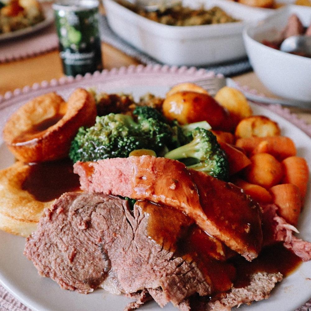 Carvery Beef rib