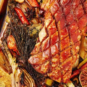 Bone In Pork Belly