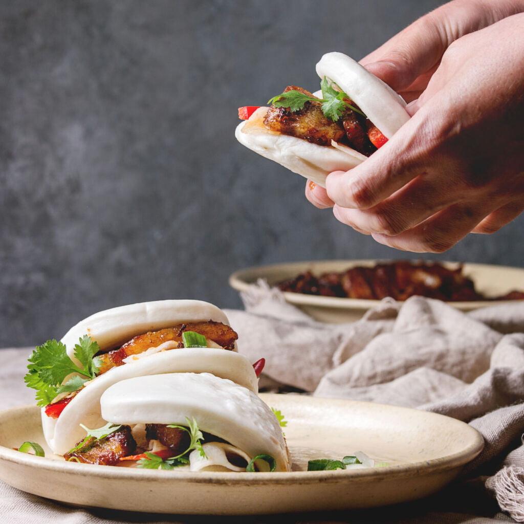 Gua Bao Pork Belly