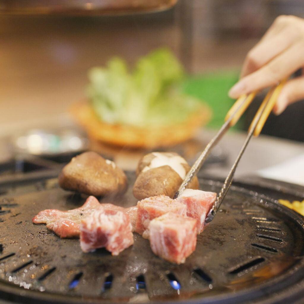 Korean style Pork Belly