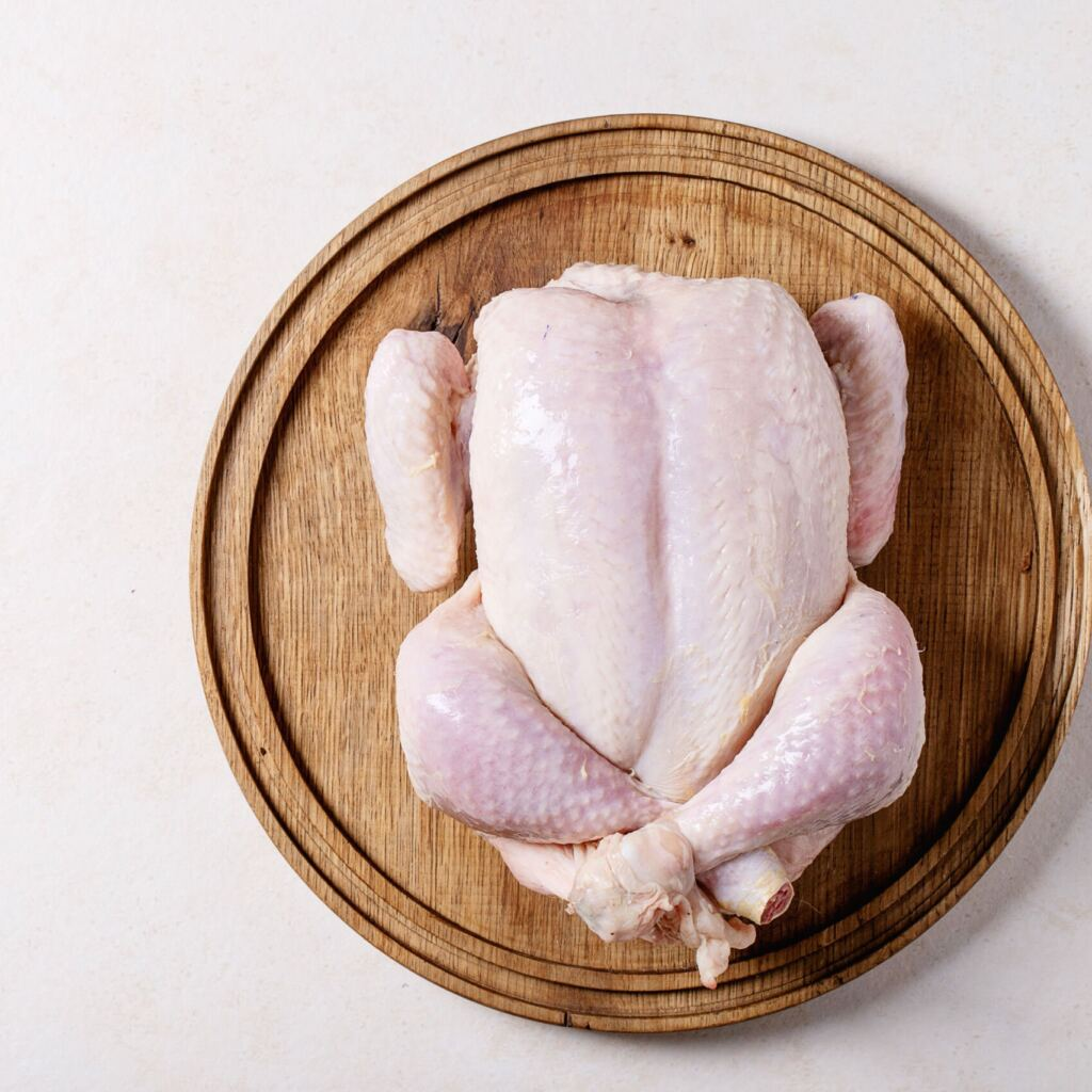 Oven Ready Whole chicken
