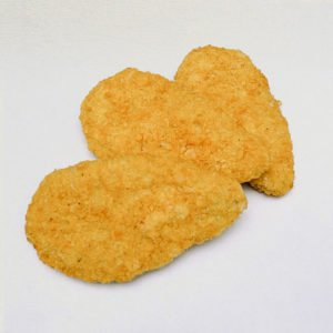 Chicken Schnitzels in Crispy Flakes