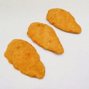 Chicken Schnitzels in Breadcrumbs