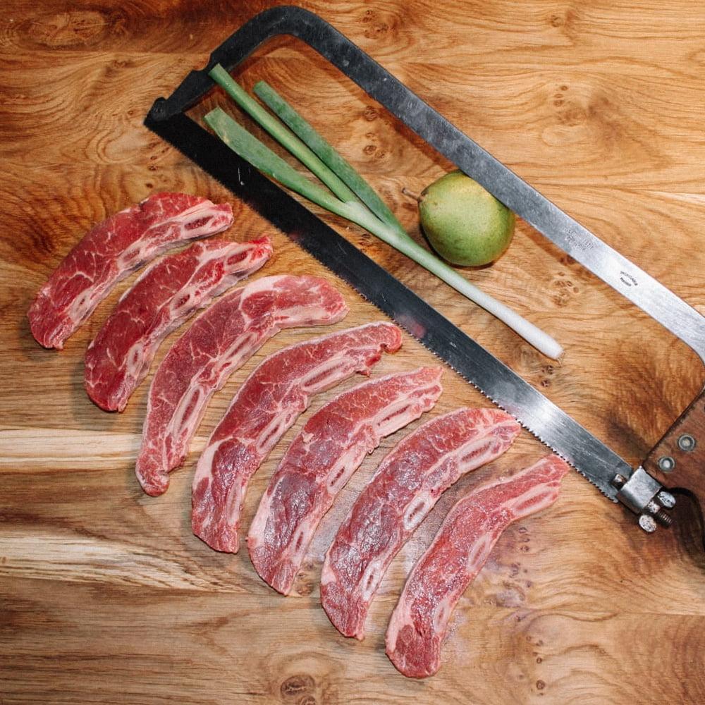 Korean Beef Ribs