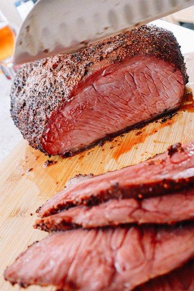 Grass Fed Picanha Steak
