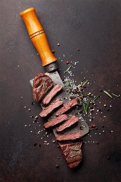 PROVENANCE - SHERWOOD FOODS - BEEF RUMP STEAK