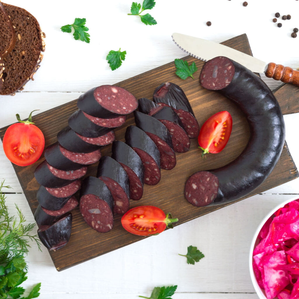 Traditional Black Pudding 2 x 150g Made From Finest Quality Ingredients For Superior Taste 🐷 1