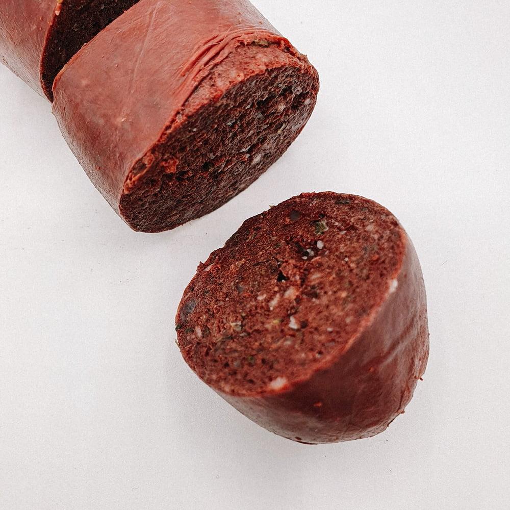 traditional Black Pudding