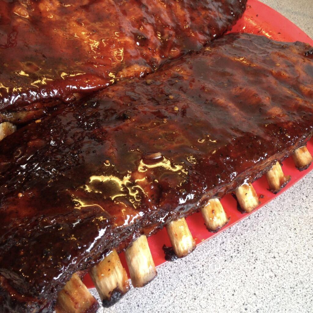 Pork St louis ribs