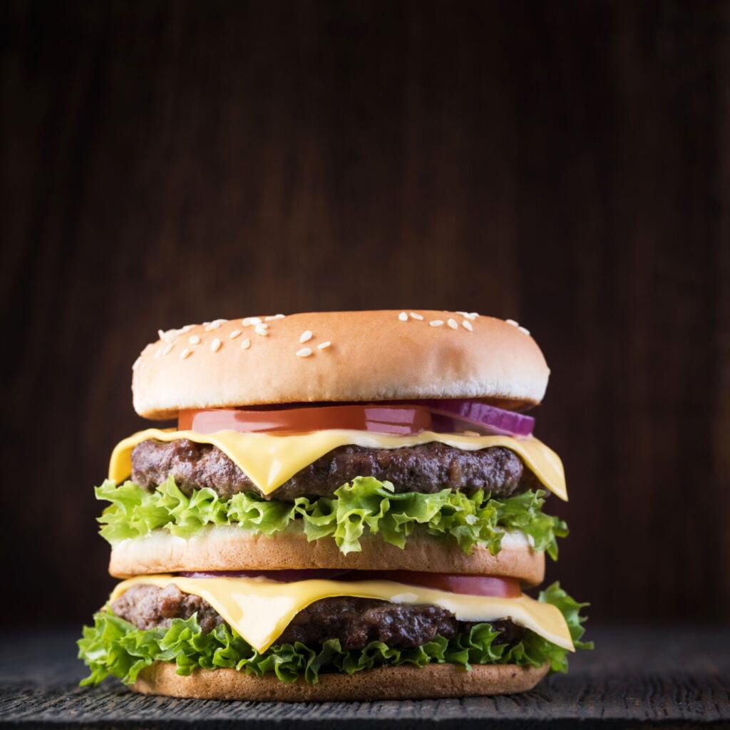 Beef Brisket Burgers
