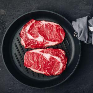 Aged Ribeye Steaks