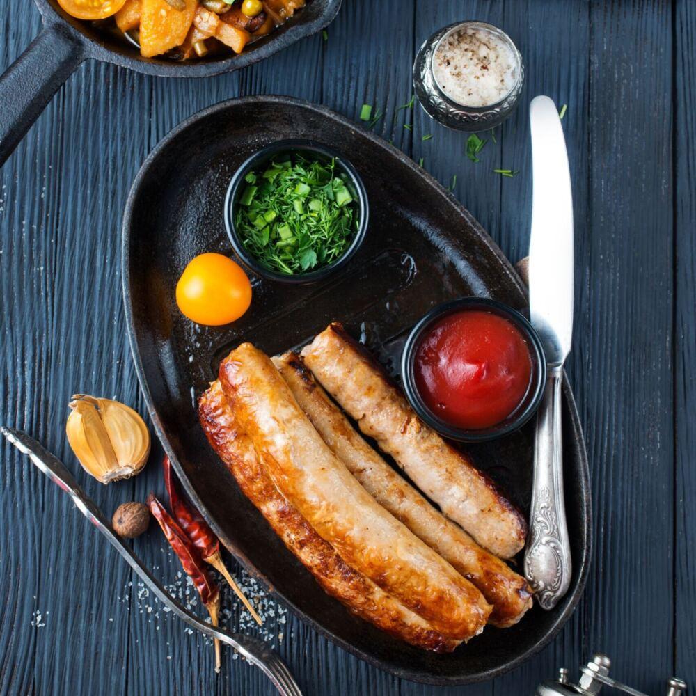 Lincolnshire Pork Sausages