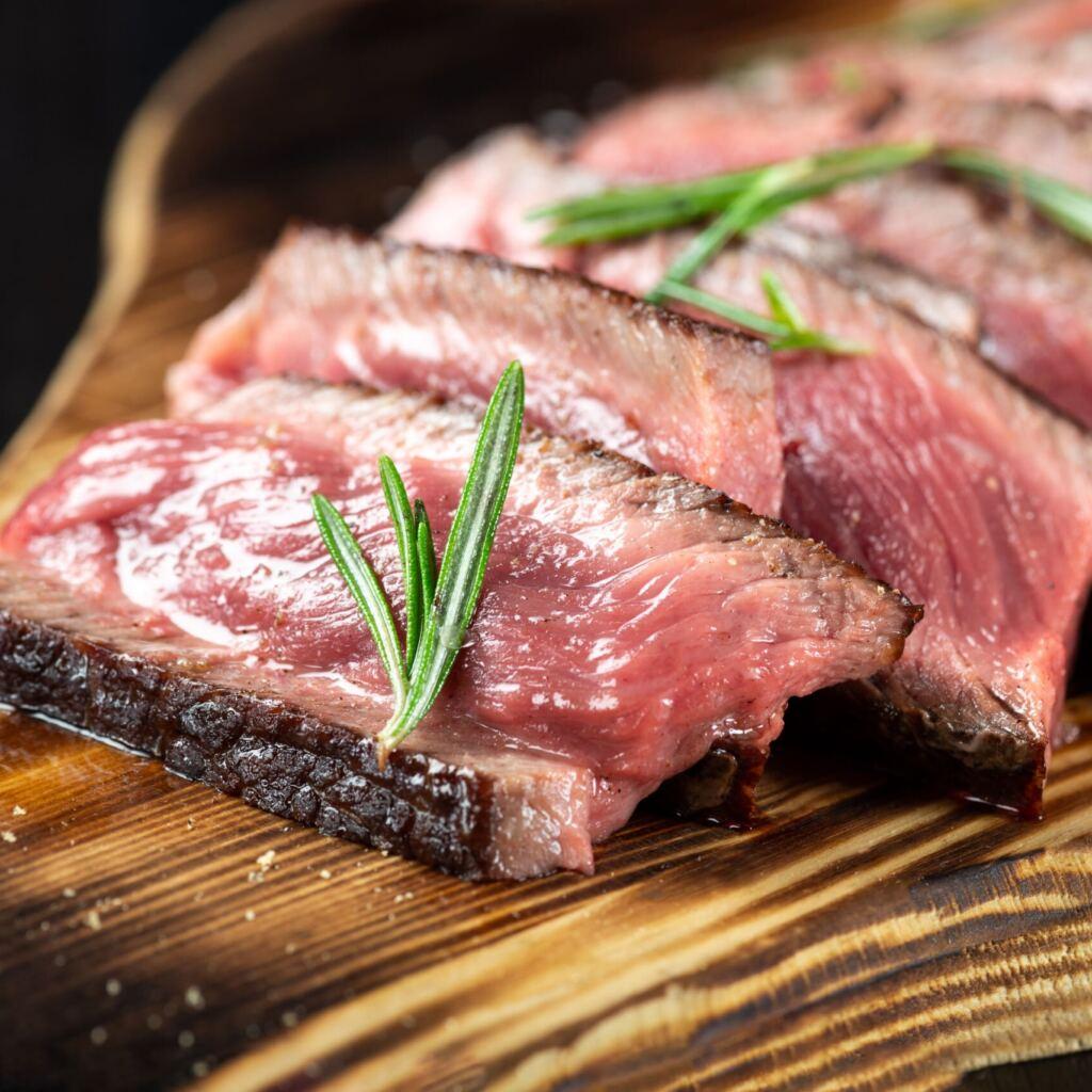 Beef Cowboy Steak