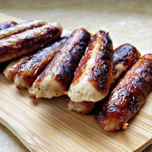 Traditional Pork Sausages