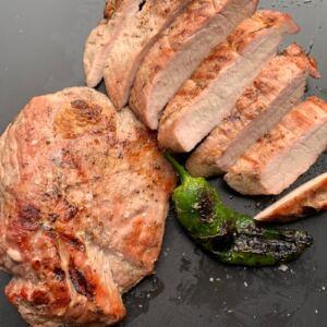 pork secreto steaks