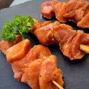 Marinated Chicken Skewers