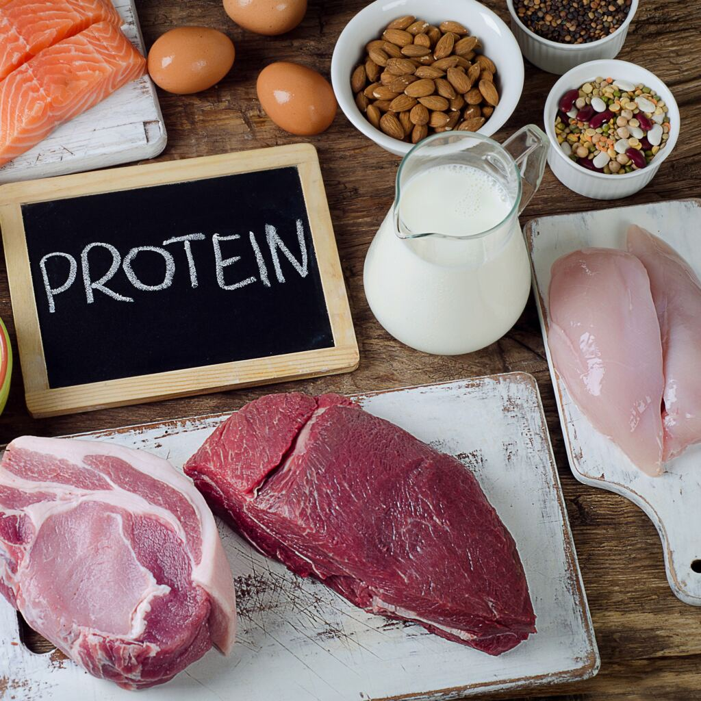 Protein Meat Box