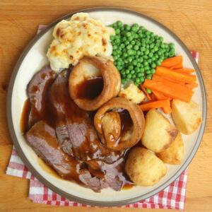 Carvery Beef Rib Roast